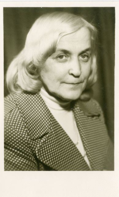Marianna Peilāne, 1977