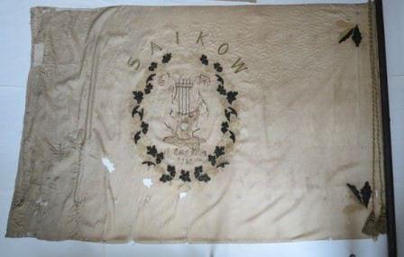 Saikavas kora (1868) karogs